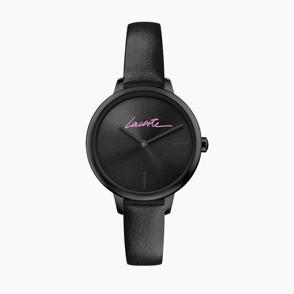 Lacoste Kadın Siyah Saat
