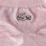 Lacoste Kadın Desenli Açık Pembe Çorap