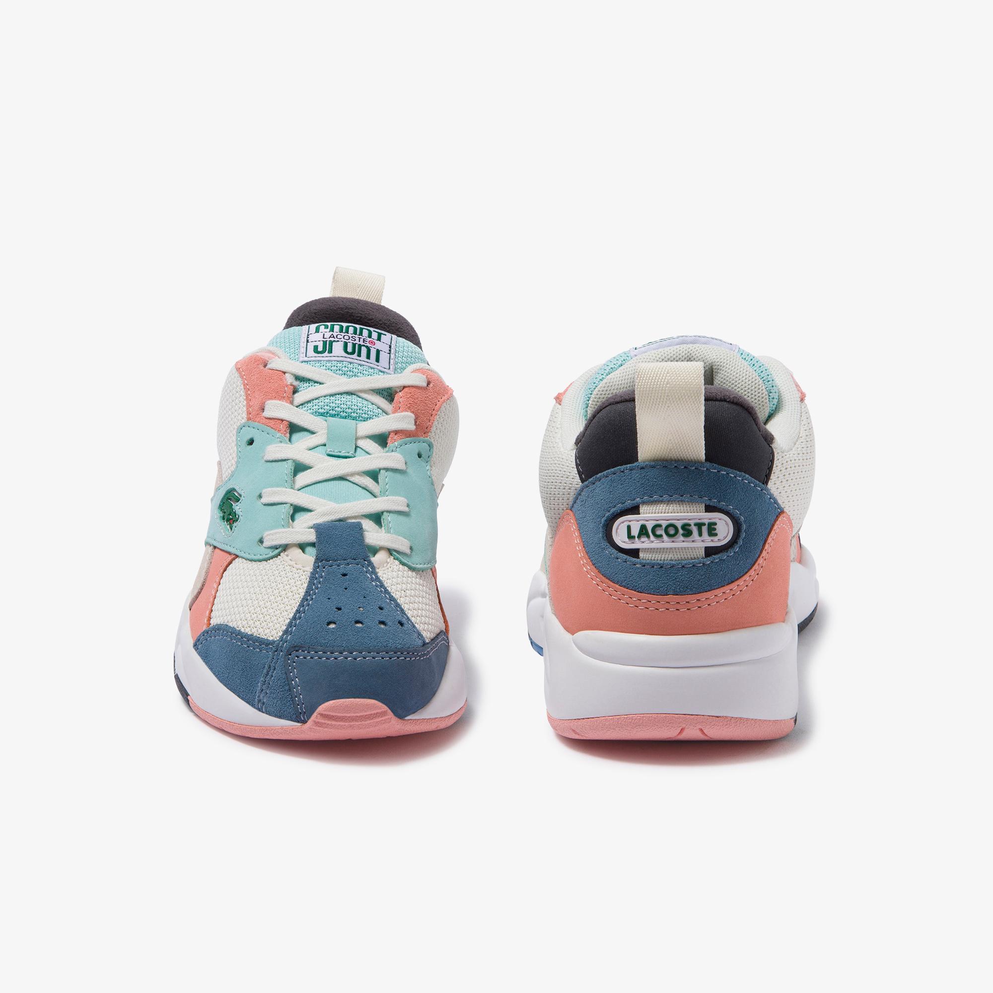Lacoste Storm 96 120 3 Us Sfa Kadın Renkli Sneaker