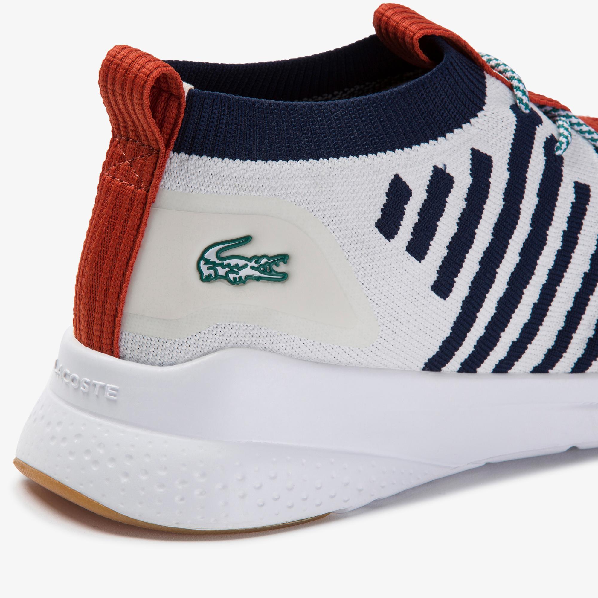 Lacoste Lt Fit-Flex 220 1 Sma Erkek Beyaz - Lacivert Sneaker