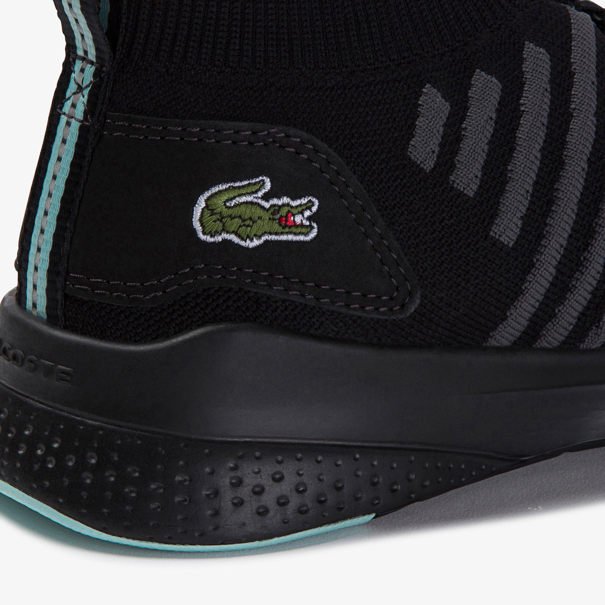 Lacoste Lt Fit-Flex 120 1 Sma Erkek Siyah - Açık Yeşil Sneaker