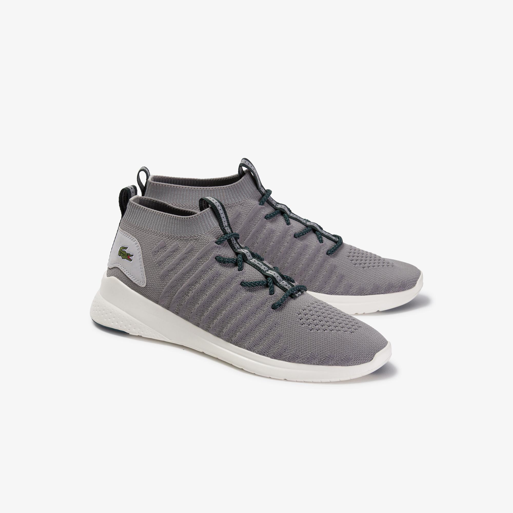 Lacoste Lt Fit-Flex 120 1 Sma Erkek Gri Sneaker