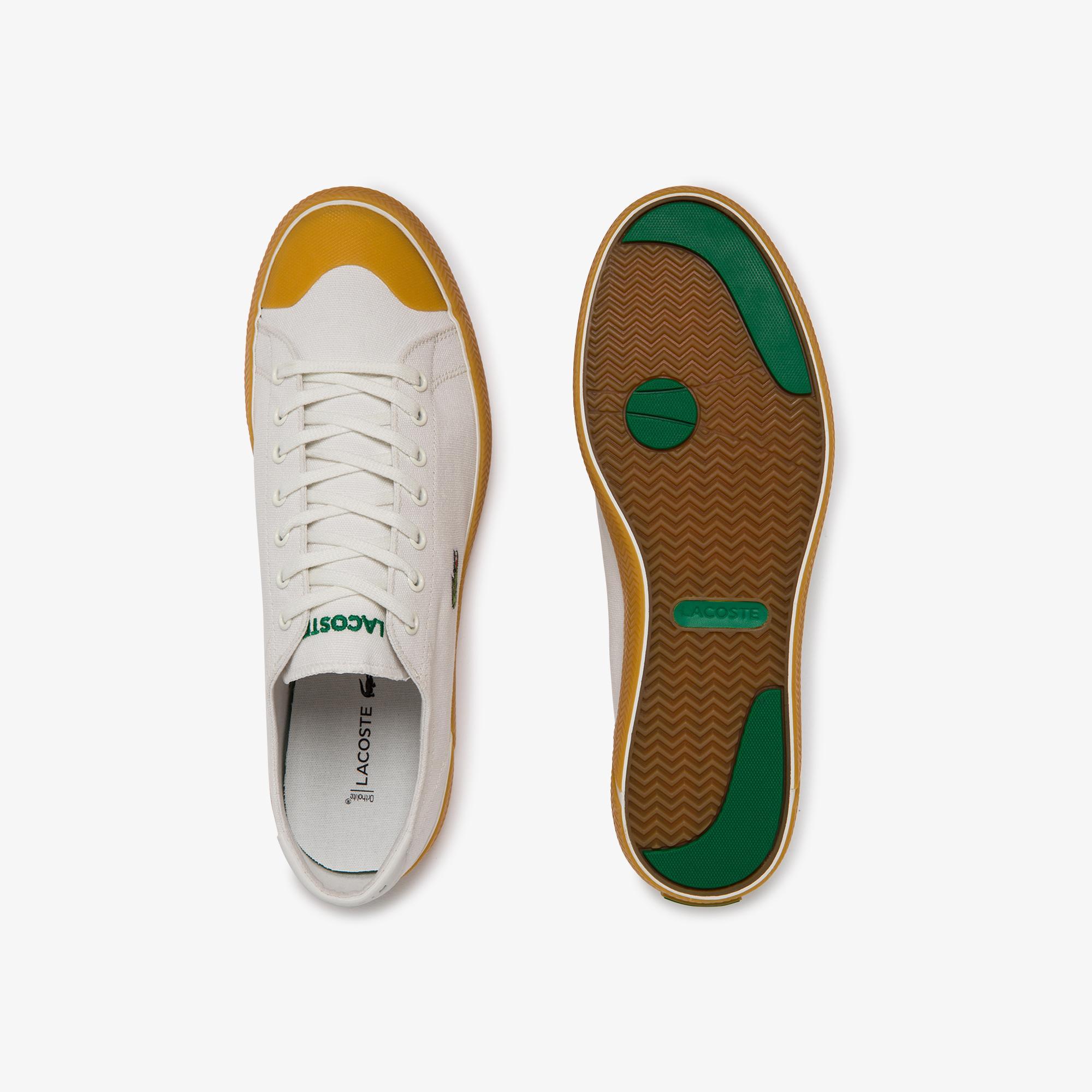 Lacoste Gripshot 120 6 Cma Erkek Beyaz Sneaker