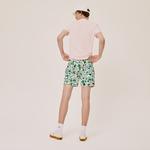 Lacoste X Jeremyville Erkek Baskılı Renkli Şort Mayo