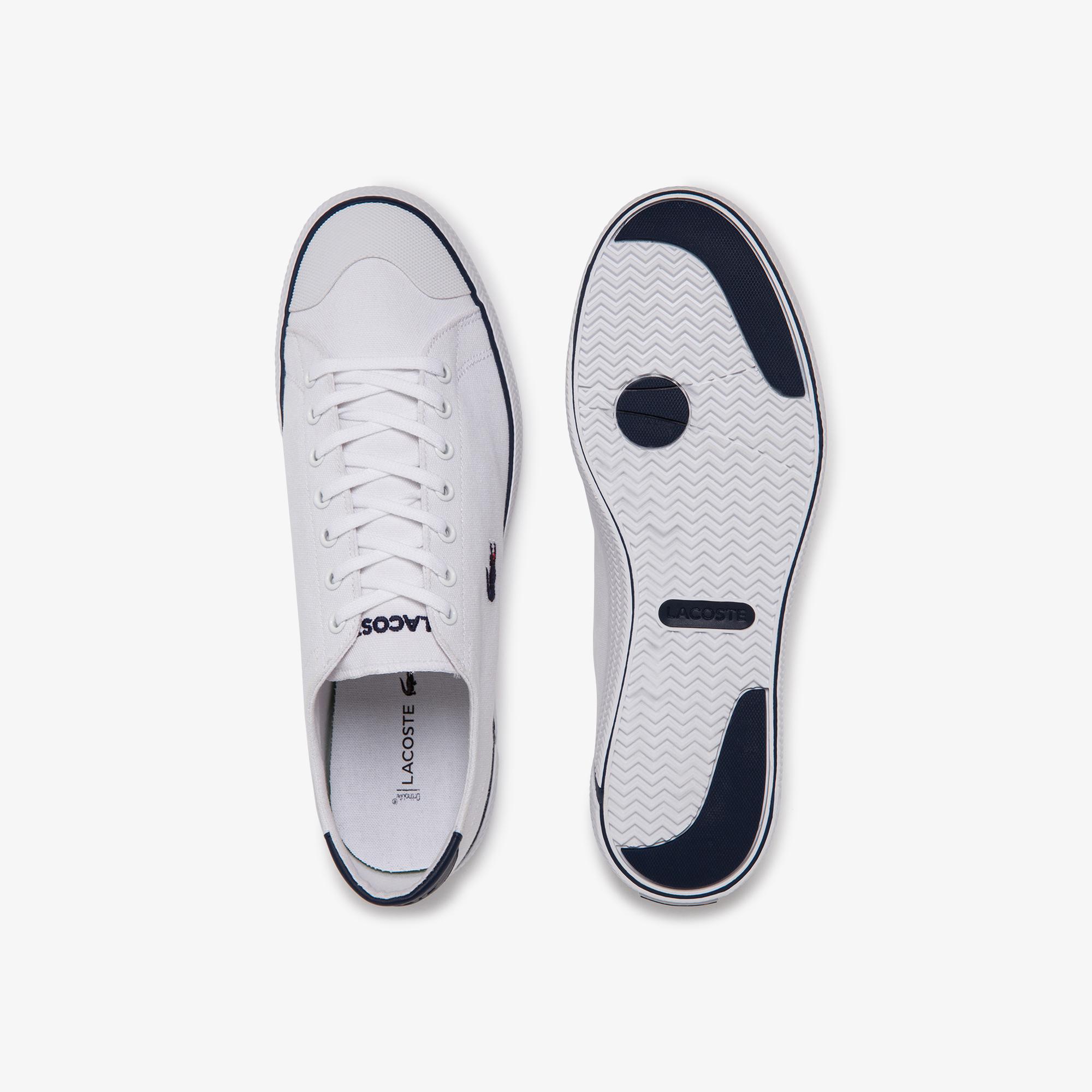 Lacoste Gripshot 120 2 Cma Erkek Beyaz - Lacivert Sneaker