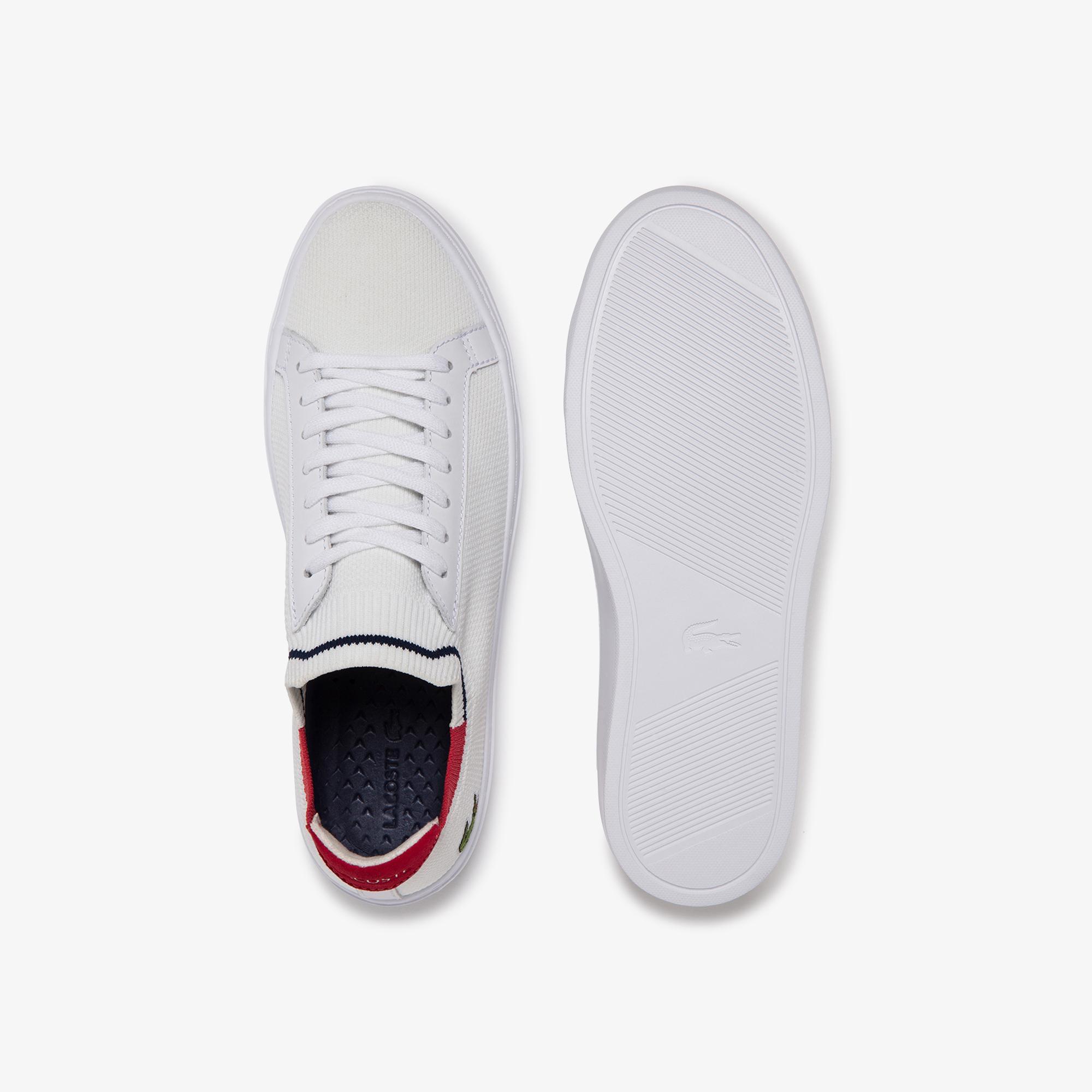 Lacoste La Piquée Erkek Beyaz Ayakkabı