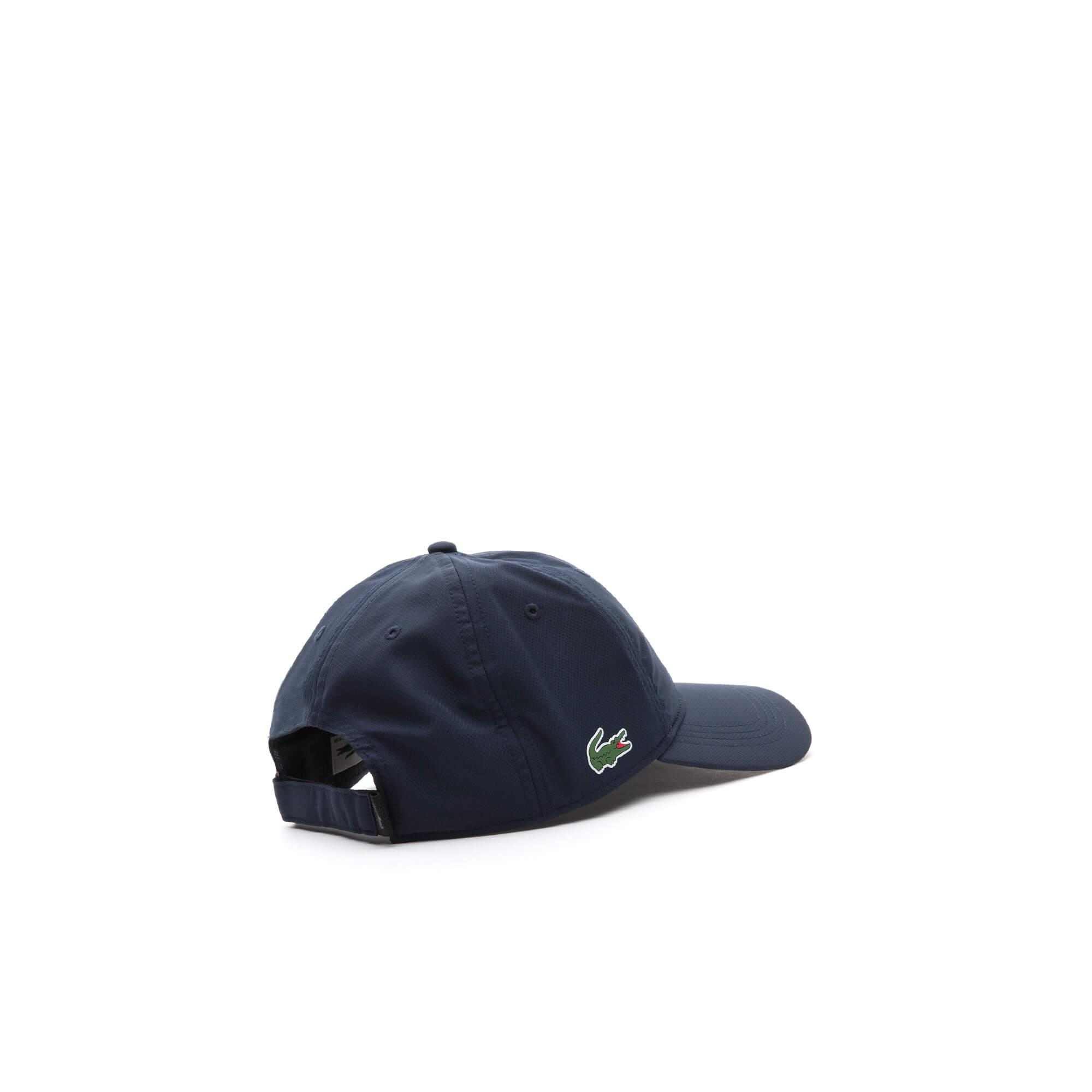 Lacoste Sport Unisex Lacivert Şapka