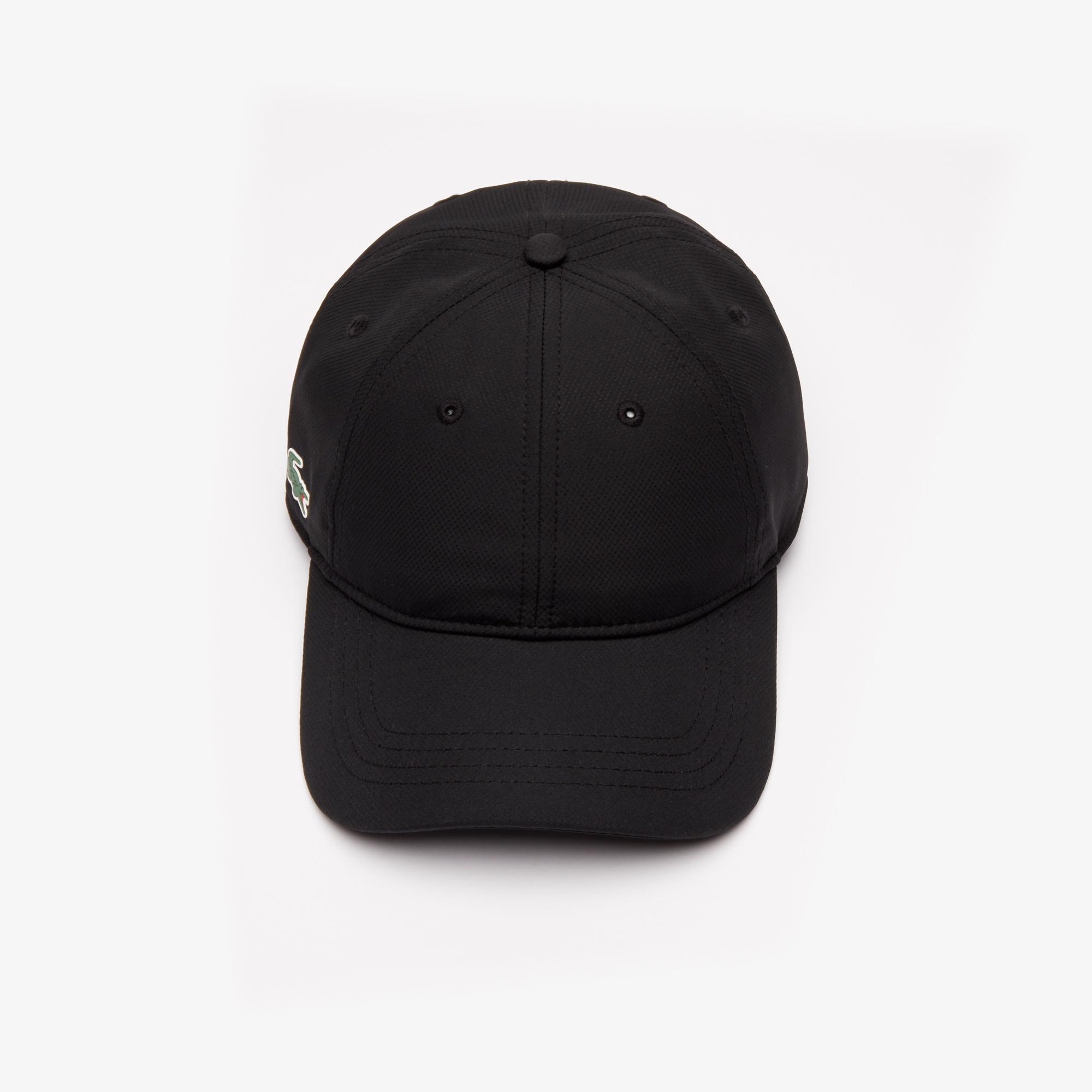 Lacoste Sport Unisex Siyah Şapka