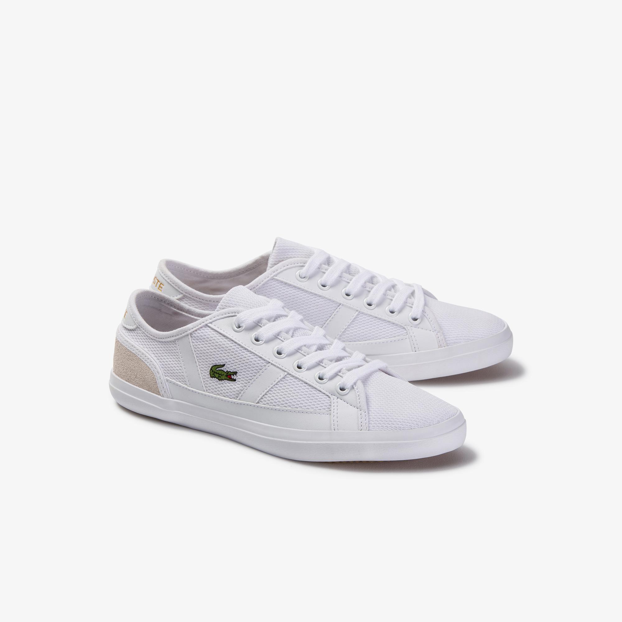 Lacoste Sideline Kadın Beyaz Ayakkabı