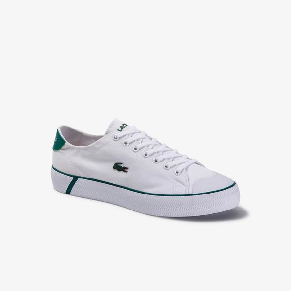 Lacoste Gripshot 120 2 Cma Erkek Beyaz - Yeşil Sneaker