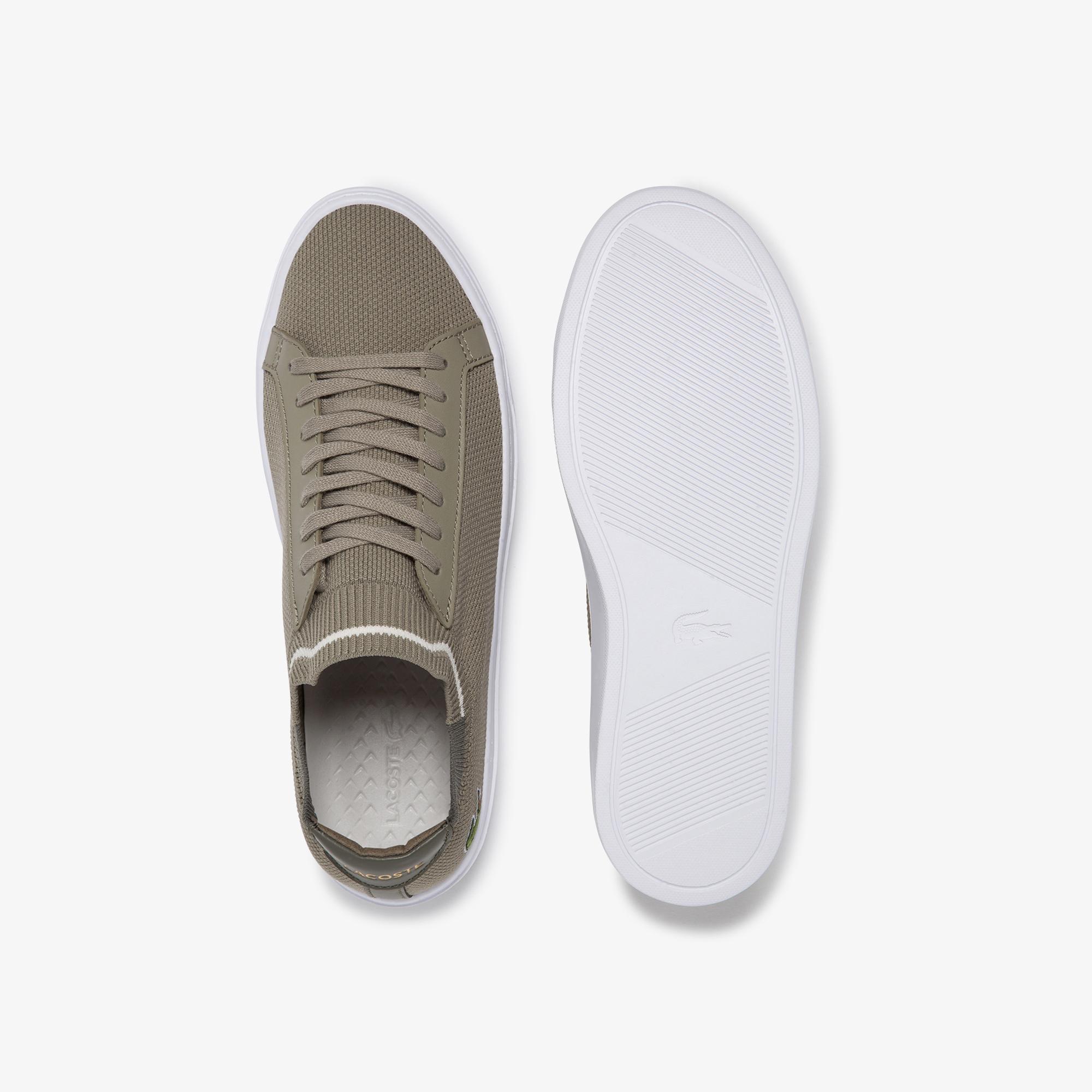 Lacoste La Piquee 120 2 Cma Erkek Haki Sneaker