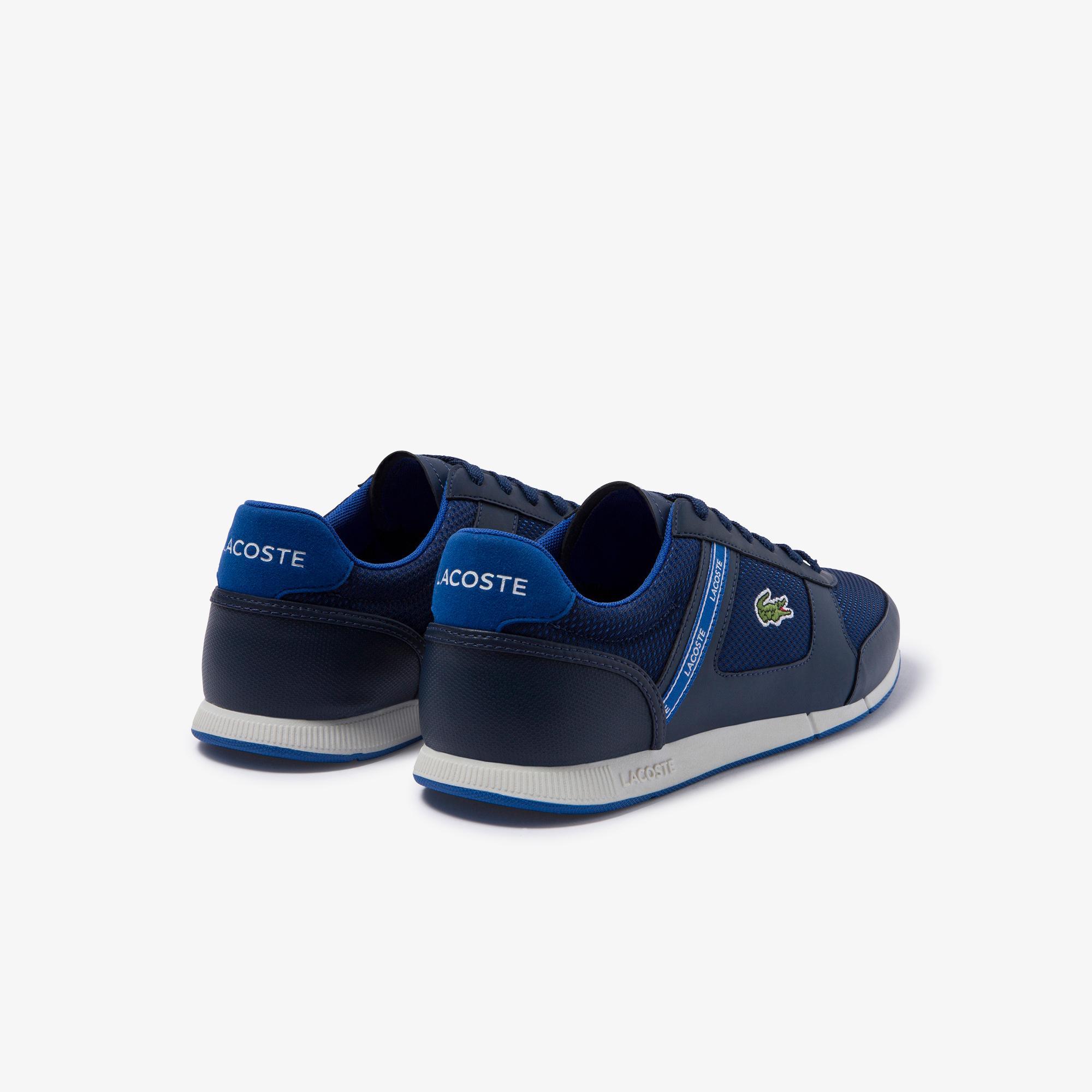 Lacoste Menerva Sport 120 1 Cma Erkek Lacivert - Mavi Ayakkabı