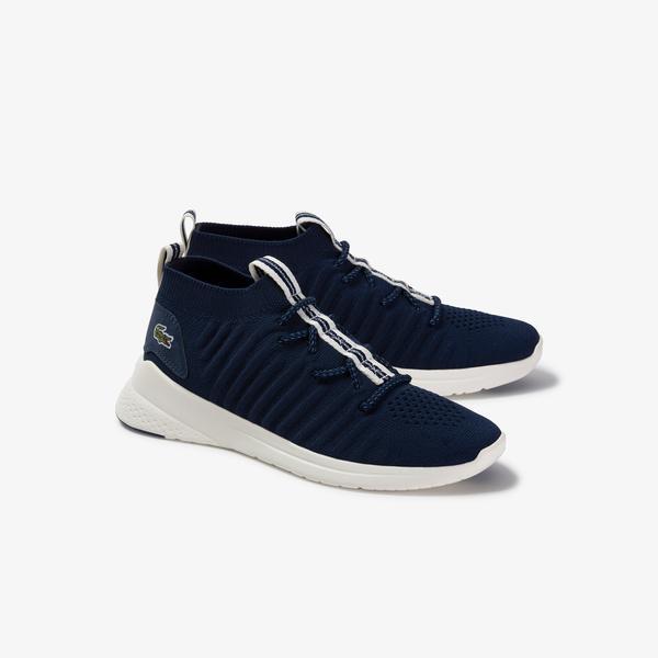 Lacoste Lt Fit-Flex 120 1 Sfa Kadın Lacivert - Beyaz Ayakkabı