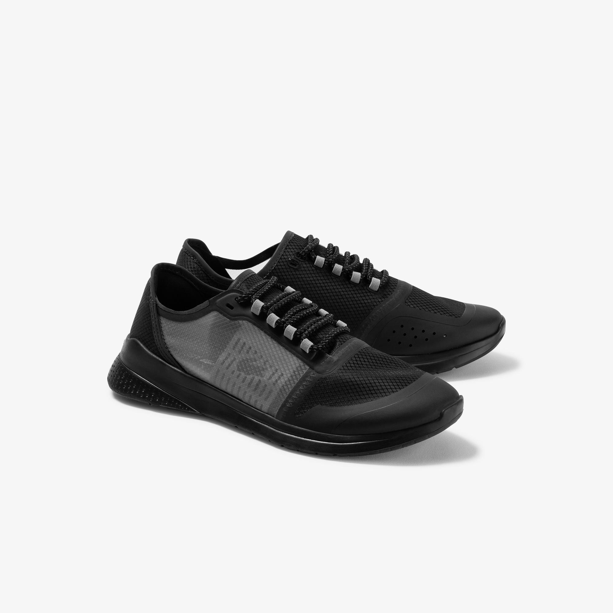 Lacoste Lt Fit 120 1 Sma Erkek Siyah - Gri Ayakkabı