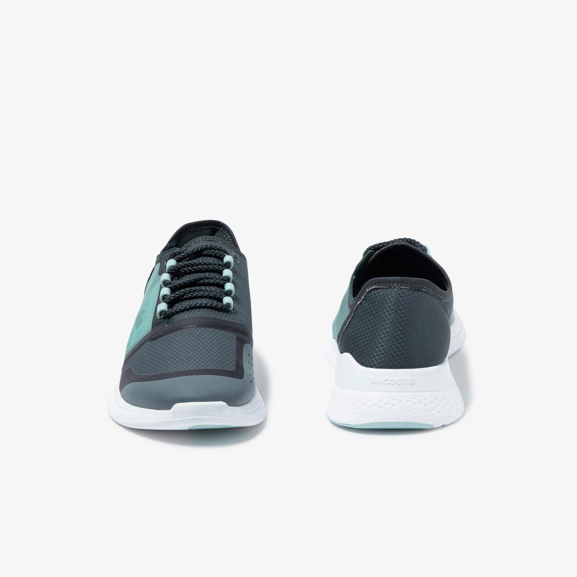 Lacoste Lt Fit 120 1 Sma Erkek Koyu Yeşil - Açık Yeşil Ayakkabı