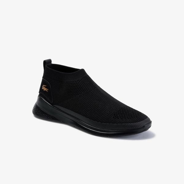 Lacoste Lt Fit Sock 120 2 Sma Erkek Siyah Ayakkabı