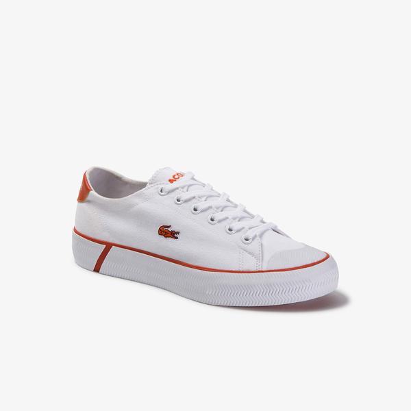 Lacoste Gripshot 120 2 Cfa Kadın Beyaz Ayakkabı