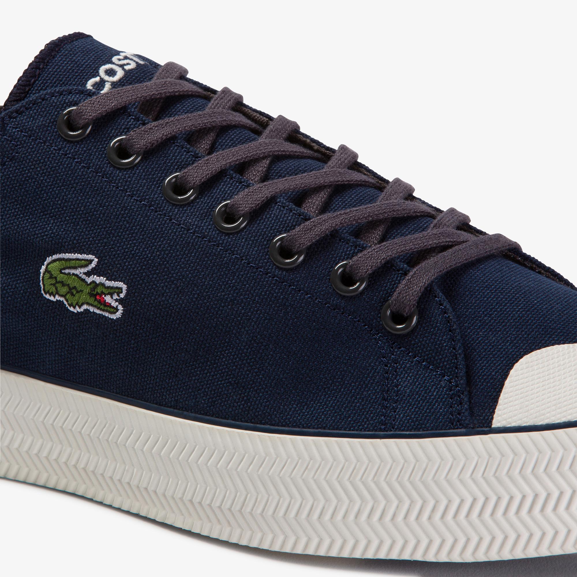 Lacoste Gripshot 220 1 Cma Erkek Lacivert Ayakkabı