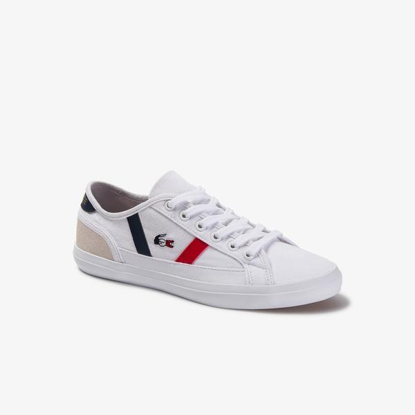 Lacoste Sideline Tri 2 Cfa Kadın Renkli Ayakkabı