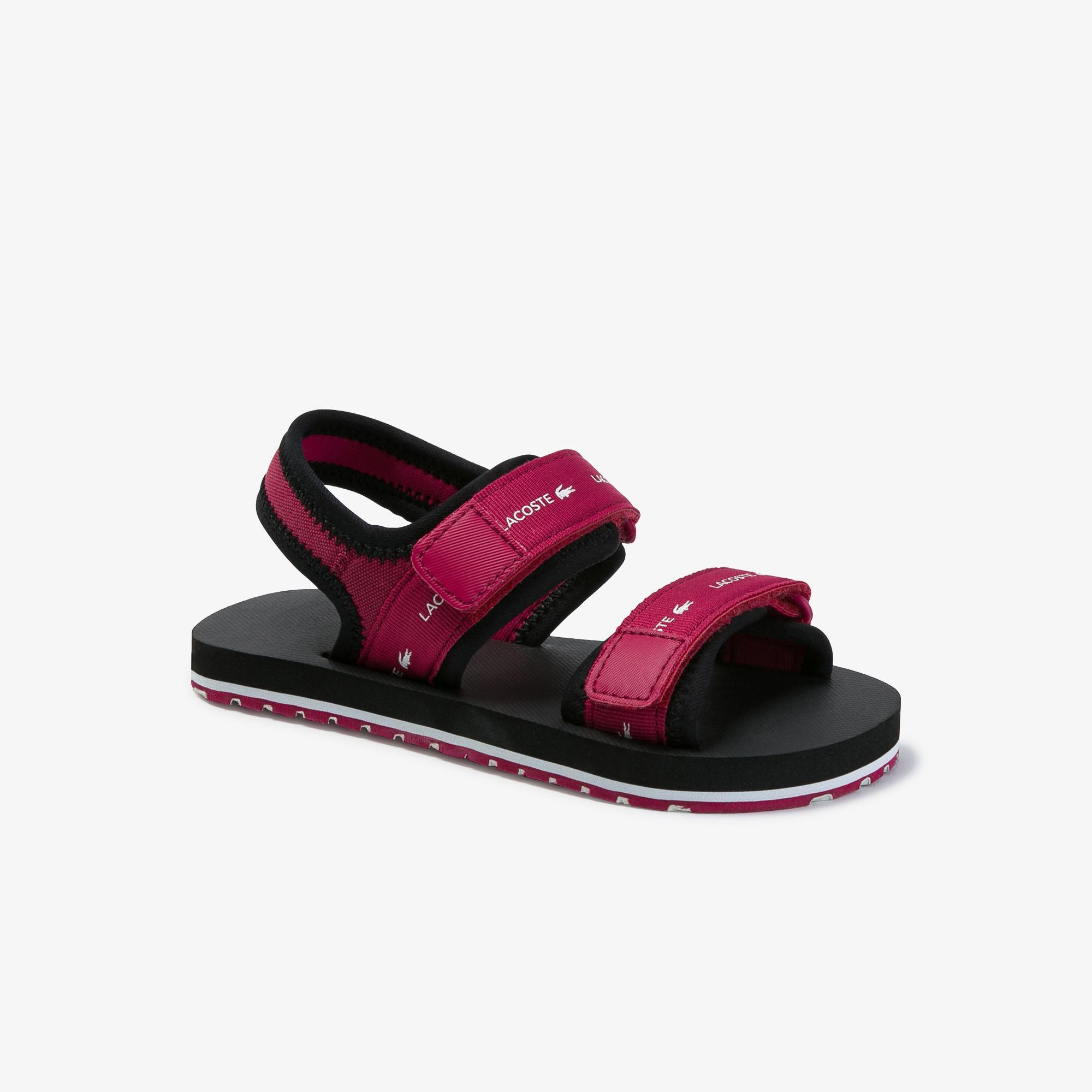 Lacoste Sol 220 1 Cuc Çocuk Pembe Sandalet