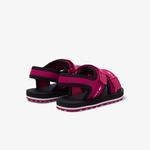 Lacoste Sol 220 1 Cui Çocuk Pembe Sandalet