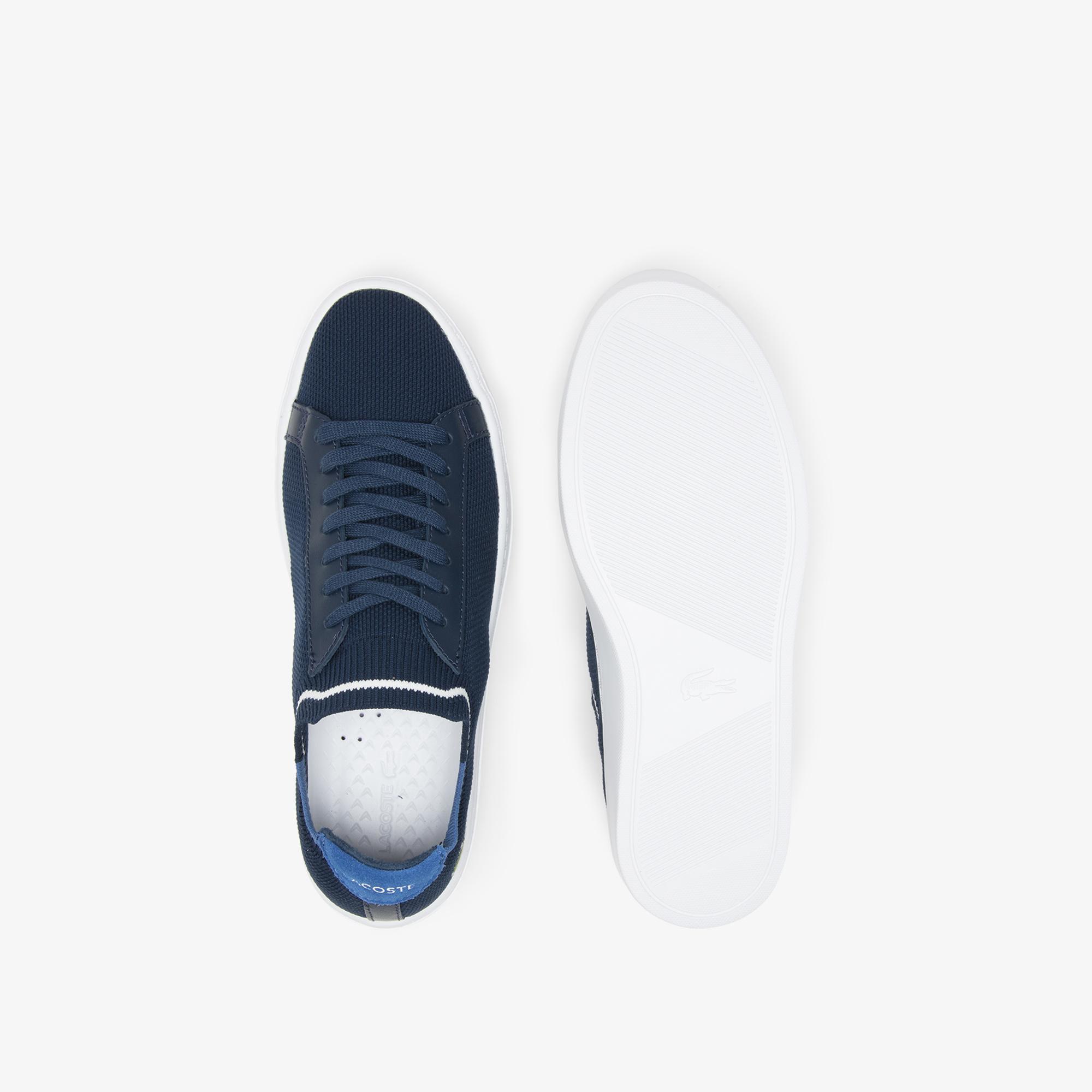 Lacoste La Piquee 120 1 Cma Erkek Lacivert Ayakkabı