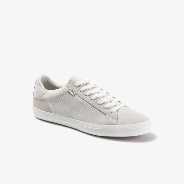 Lacoste Lerond 220 5 Cma Erkek Beyaz Ayakkabı