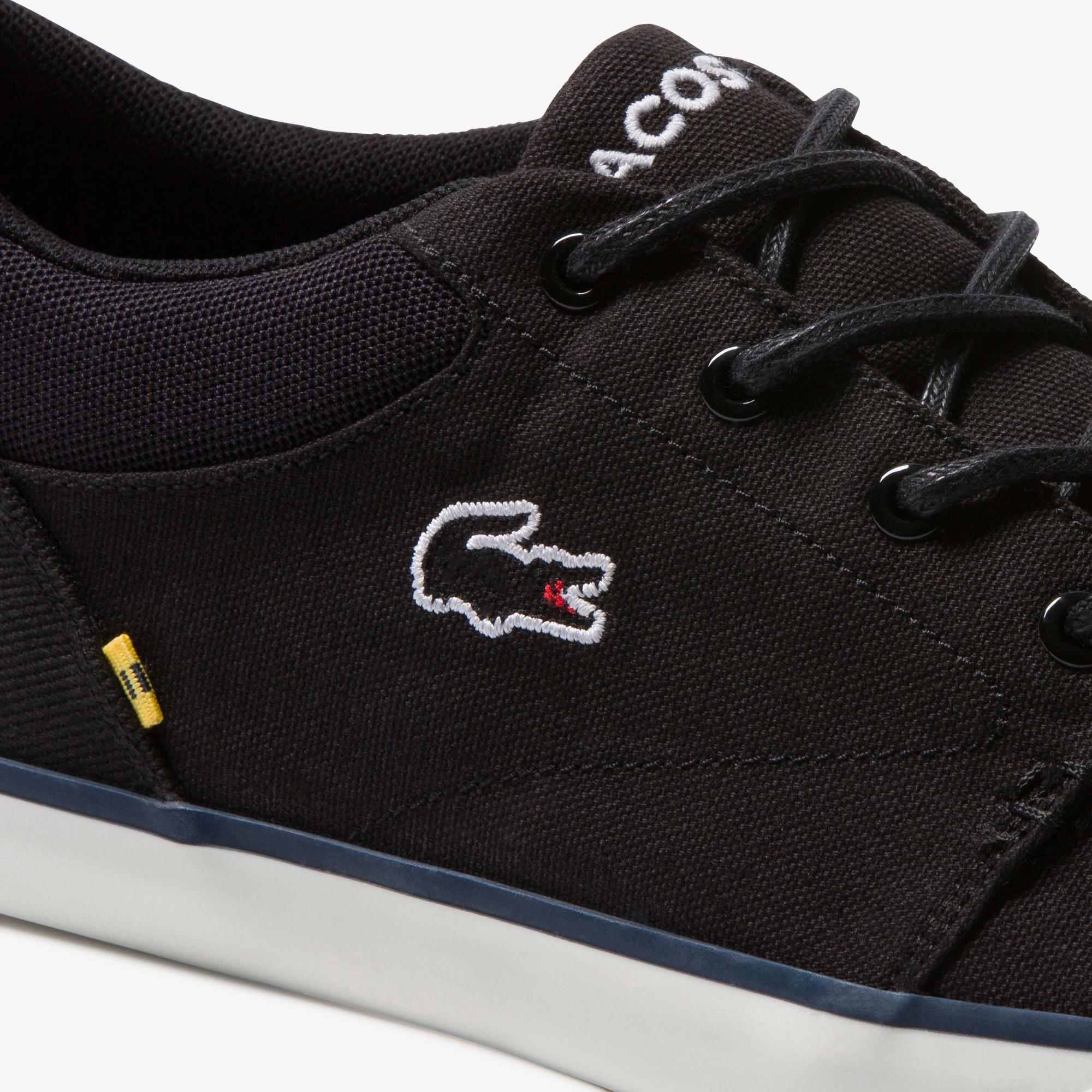 Lacoste Bayliss 220 1 Cma Erkek Siyah Ayakkabı