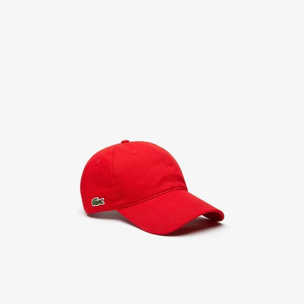 Lacoste Unisex Kırmızı Şapka