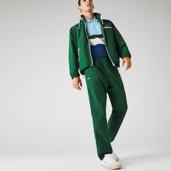 Lacoste Erkek Yeşil Eşofman Altı