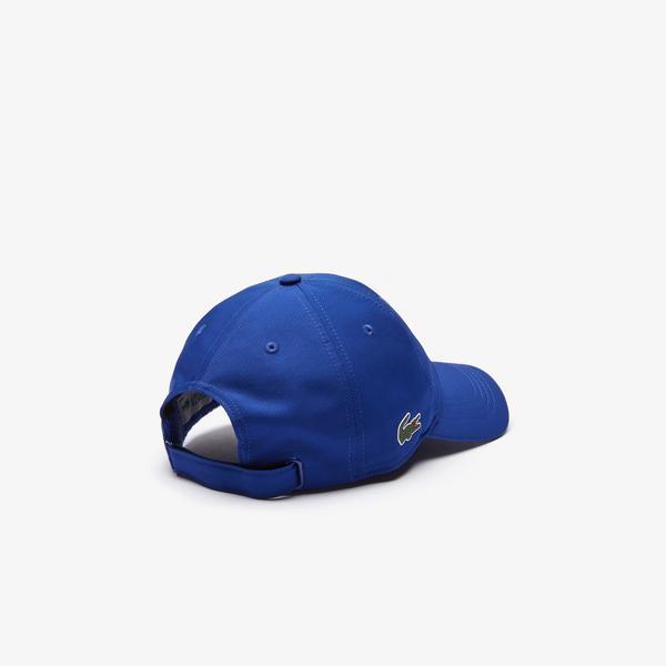 Lacoste Sport Unisex Mavi Şapka