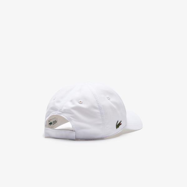 Lacoste Sport Unisex Lacivert - Beyaz Şapka