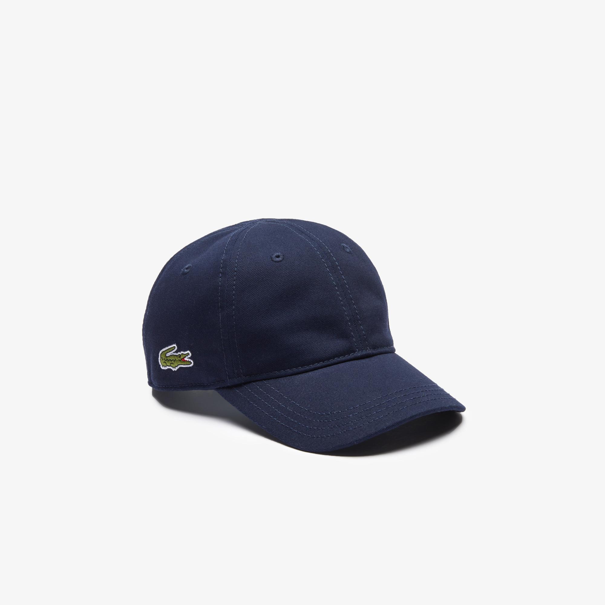 Lacoste Çocuk Lacivert Şapka