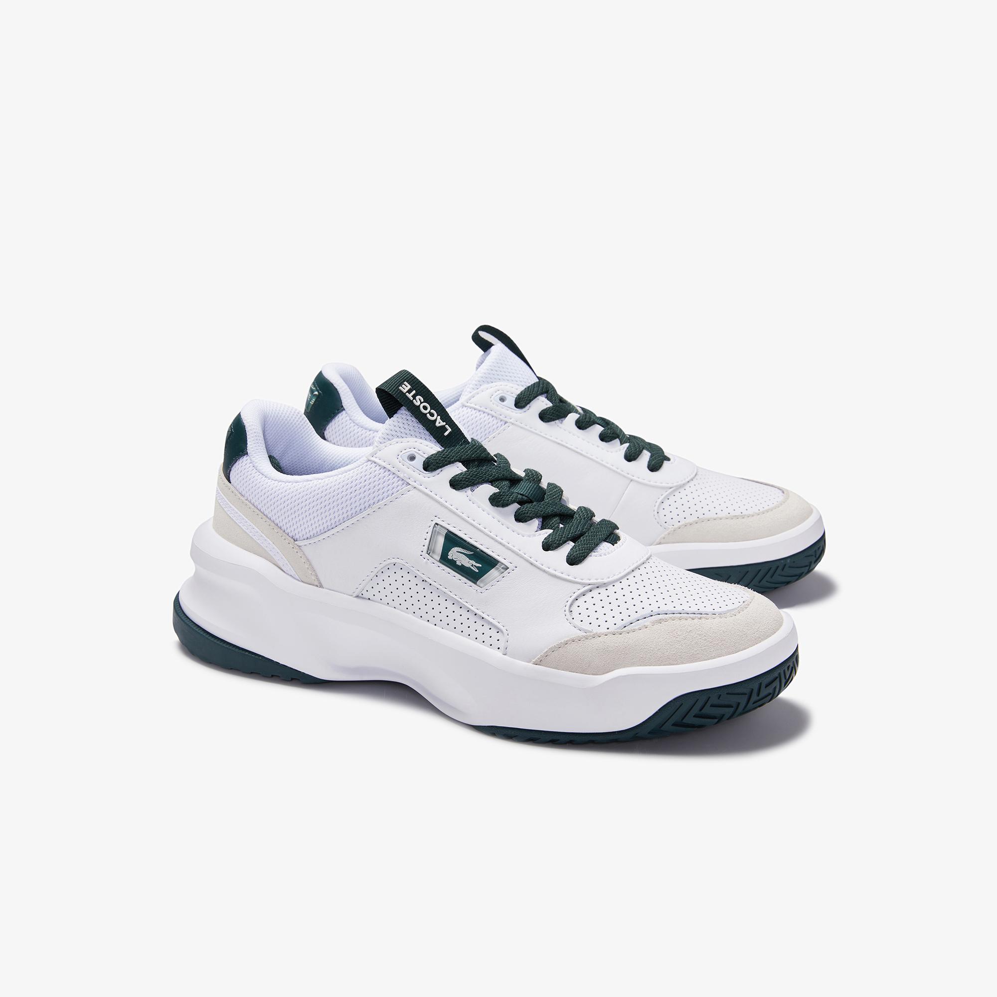 Lacoste Ace Lift 0120 3 Sma Erkek Beyaz Sneaker