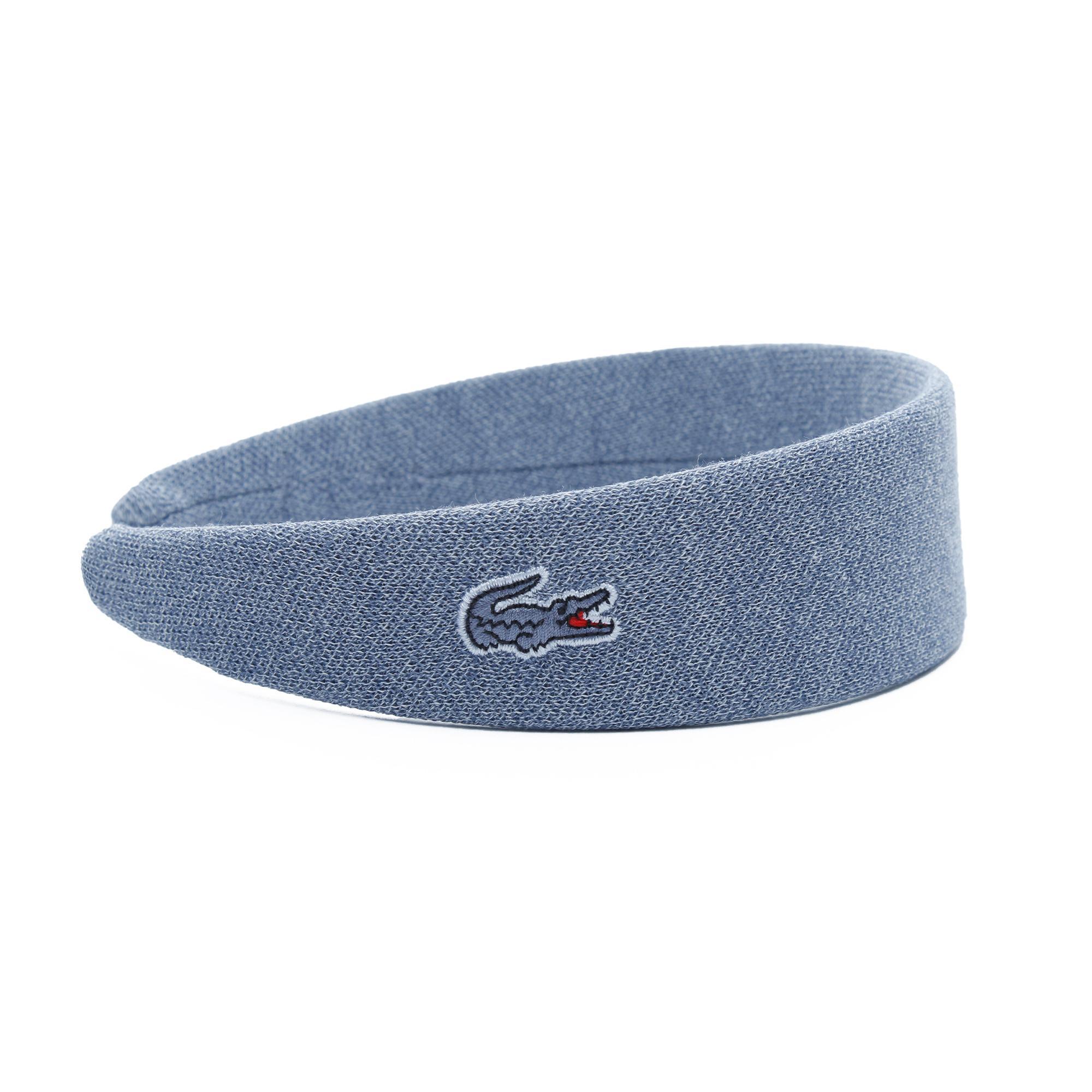 Lacoste Mavi Saç Bandı