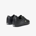 Lacoste Court-Master 0120 1 Cma Erkek Deri Siyah Sneaker