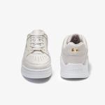 Lacoste Court Slam 0320 2 Sfa Kadın Deri Beyaz Sneaker