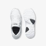 Lacoste Storm 96 Lo 0120 3 Sma Erkek Beyaz - Koyu Yeşil Sneaker