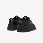 Lacoste T-Clip 0120 4 Sma Erkek Deri Siyah Sneaker