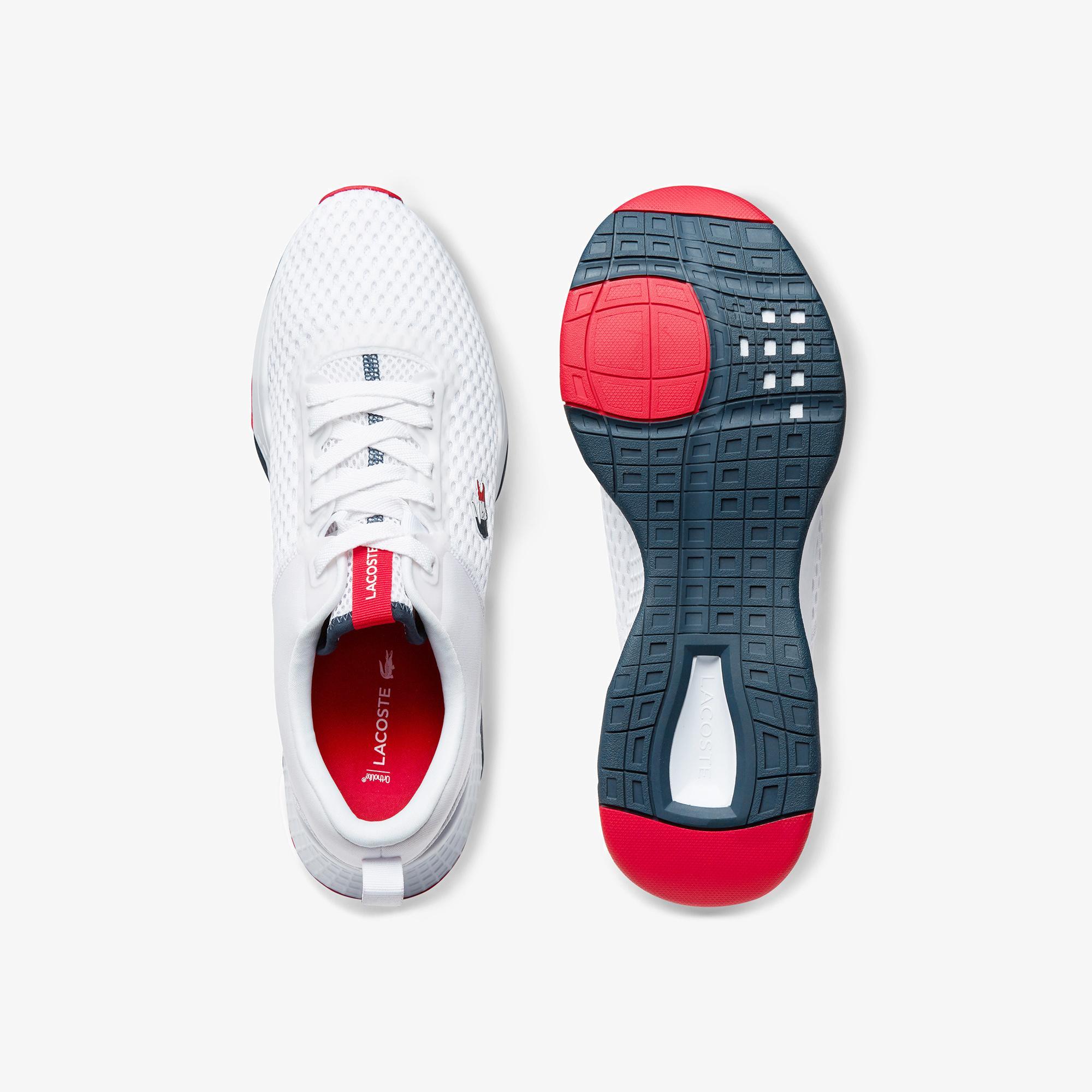 Lacoste Court-Drive Erkek Beyaz Sneaker