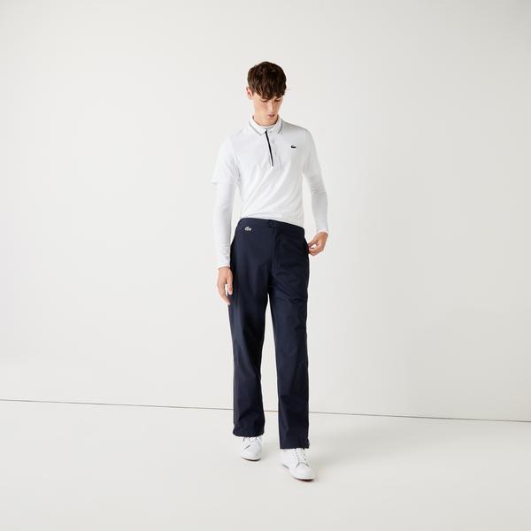 Lacoste Sport Erkek Lacivert Pantolon