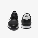 Lacoste Partner 0120 1 Sma Erkek Siyah - Beyaz Sneaker