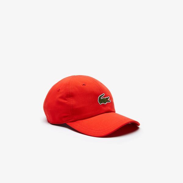 Lacoste Sport Novak Djokovic Unisex Kırmızı Şapka