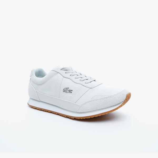 Lacoste Erkek Beyaz Ayakkabı