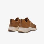 Lacoste Court-Drive Plus01203Sma Erkek Kahverengi Sneaker
