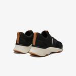 Lacoste Court-Drive Plus01203 Sma Erkek Siyah - Bej Sneaker