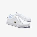Lacoste Carnaby Evo 0120 1 Sfa Kadın Deri Beyaz Sneaker