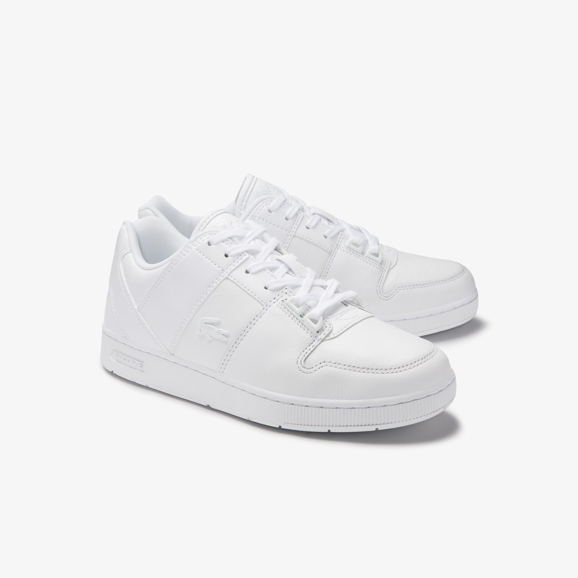 Lacoste Thrill 0120 1 Sfa Kadın Deri Beyaz Sneaker