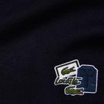 Lacoste Unisex Lacivert Atkı
