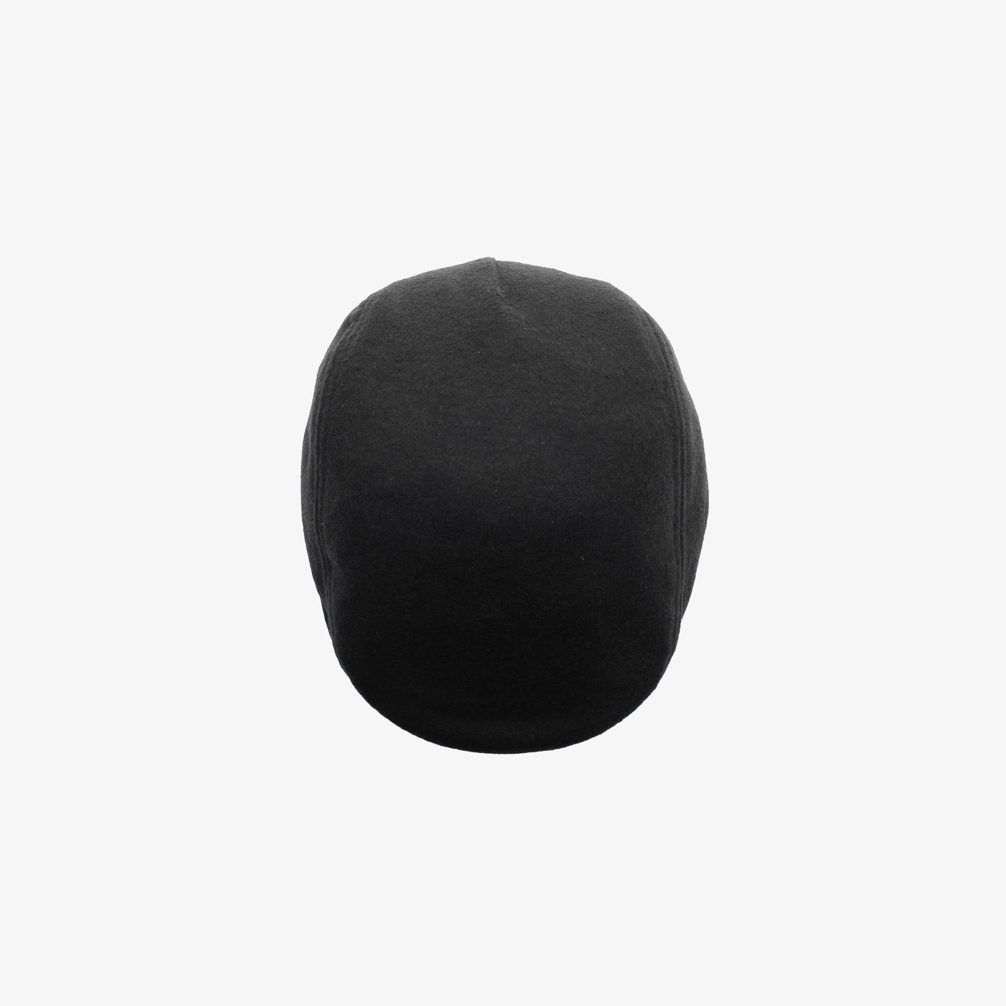 Lacoste Unisex Yün Siyah Kasket